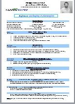 CV à télécharger